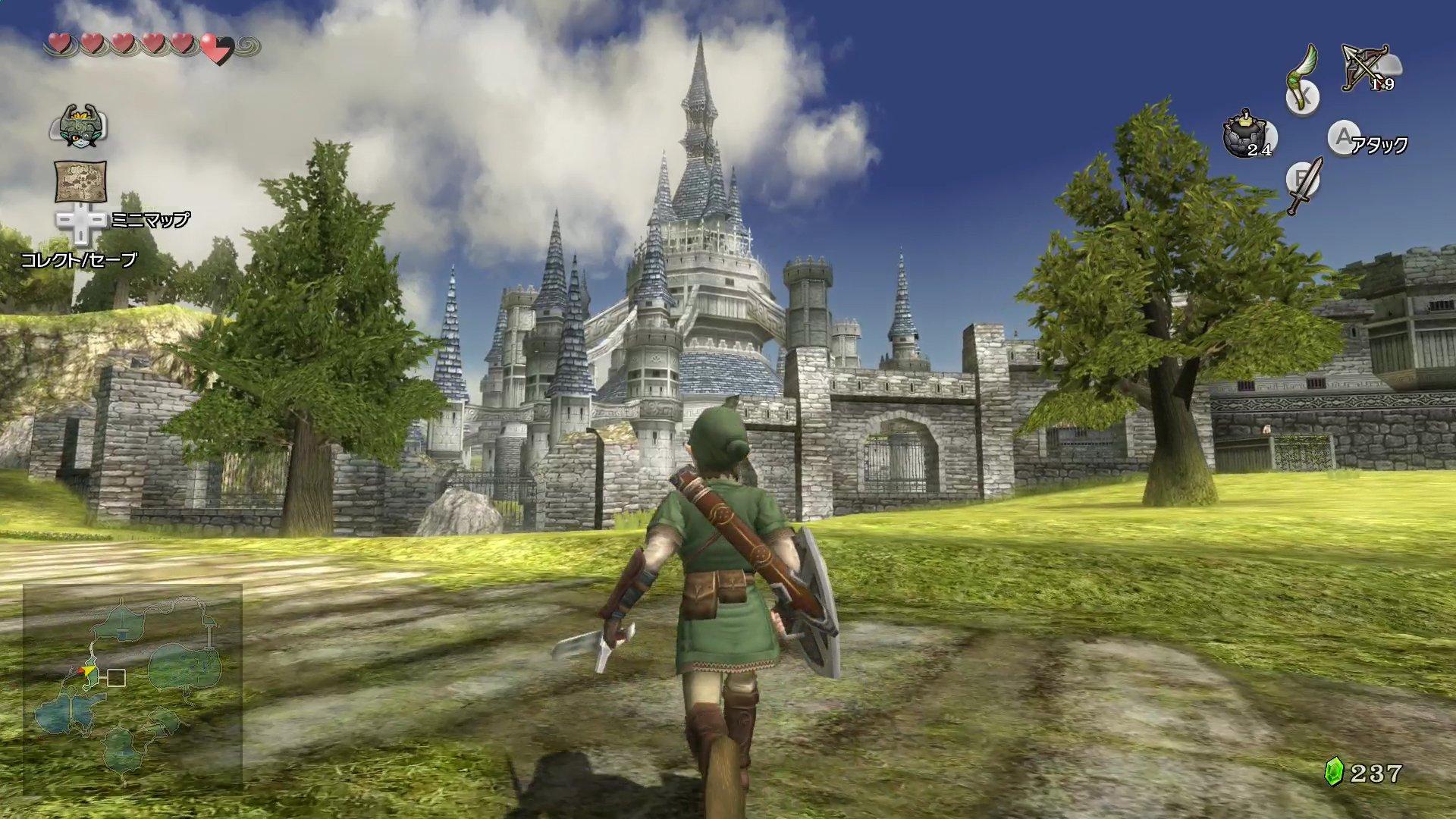 El Nuevo Speedrun De The Legend Of Zelda Twilight Princess