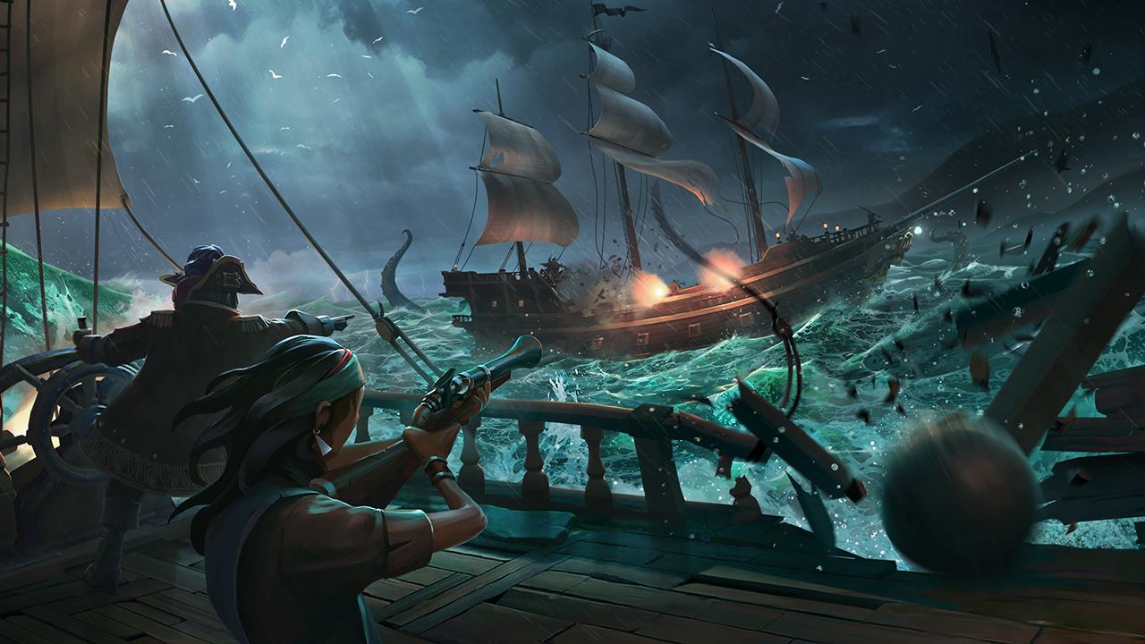 Mar de los ladrones