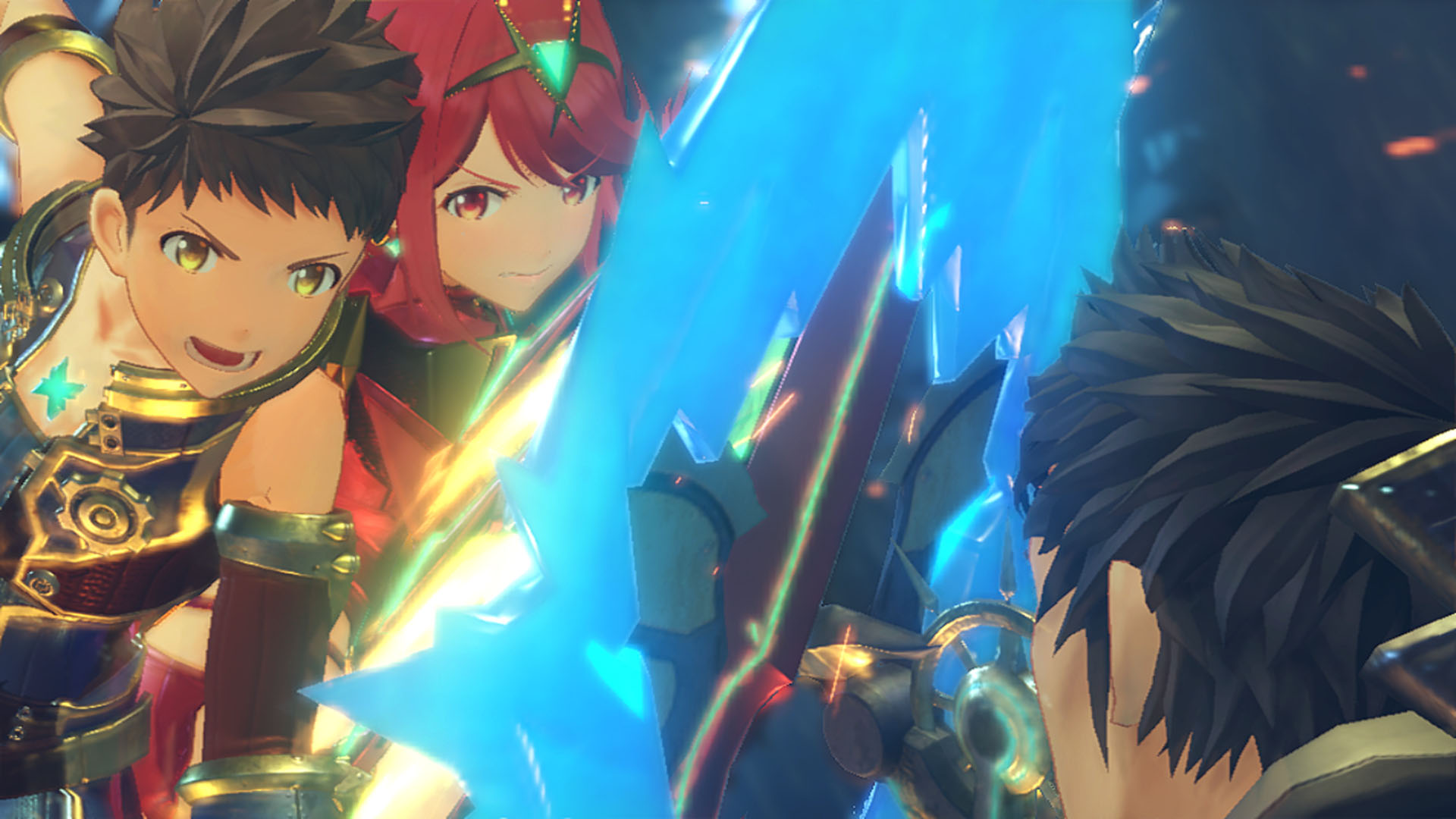 Xenoblade Chronicles 2 Is Full Of New Features In The Latest