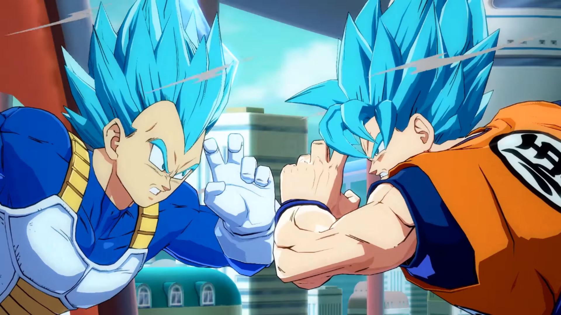 Dragon Ball Fighterz Es En Este Momento El Juego Con Más