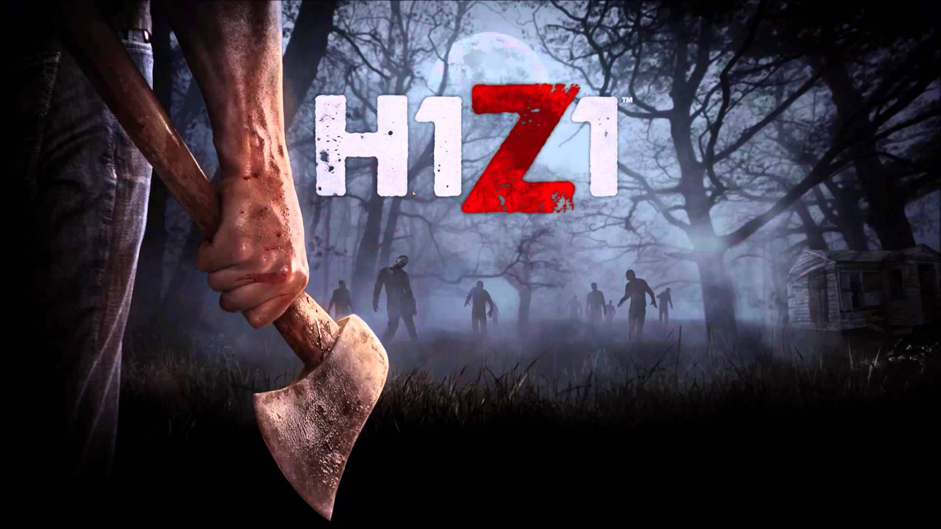 The free-to-play battle royale H1Z1 also coming to the 4