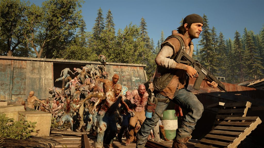 days gone SIE Bend Studio PlayStation Sony PC