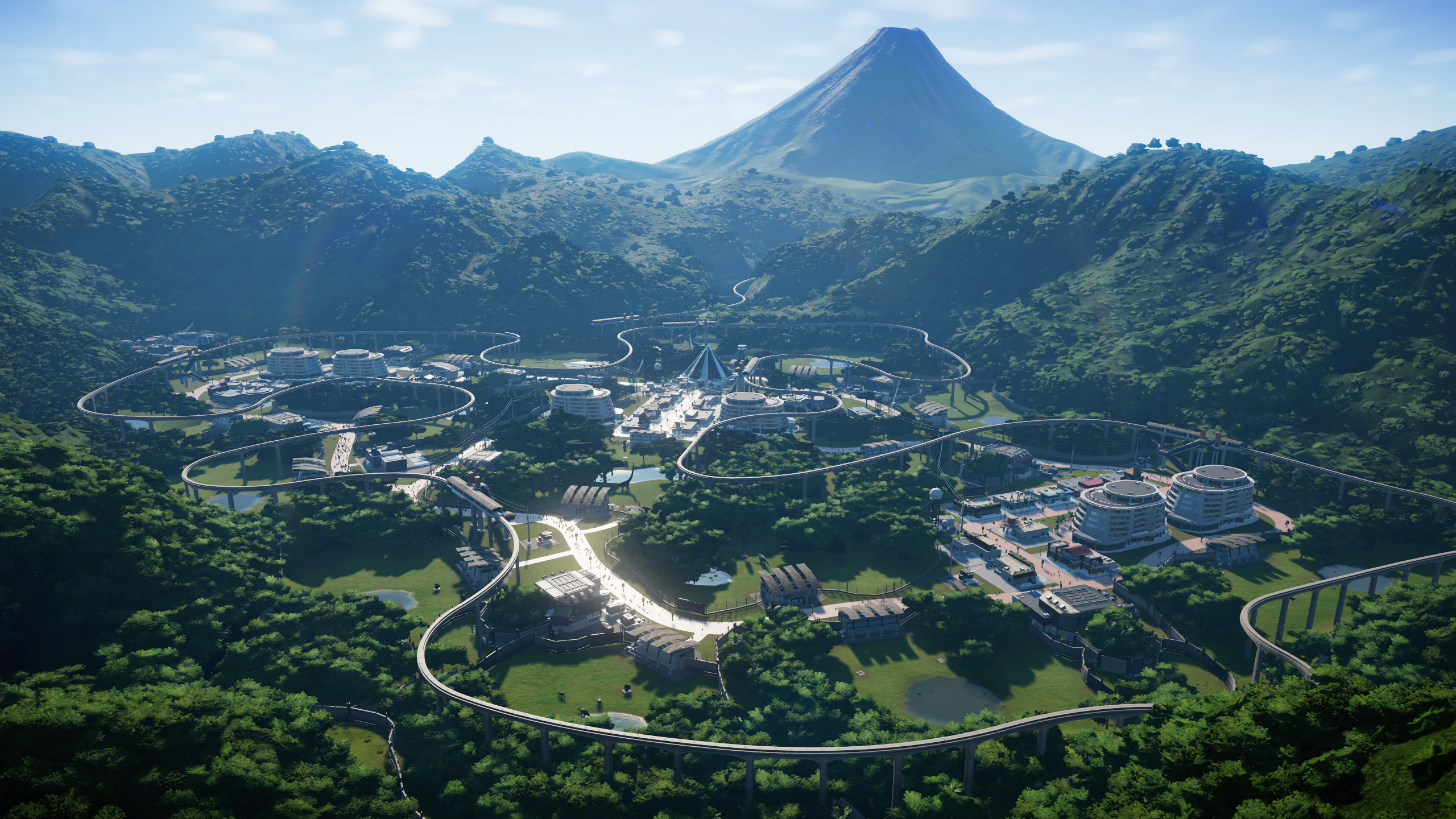 Jurassic World Evolution, between past and future: review