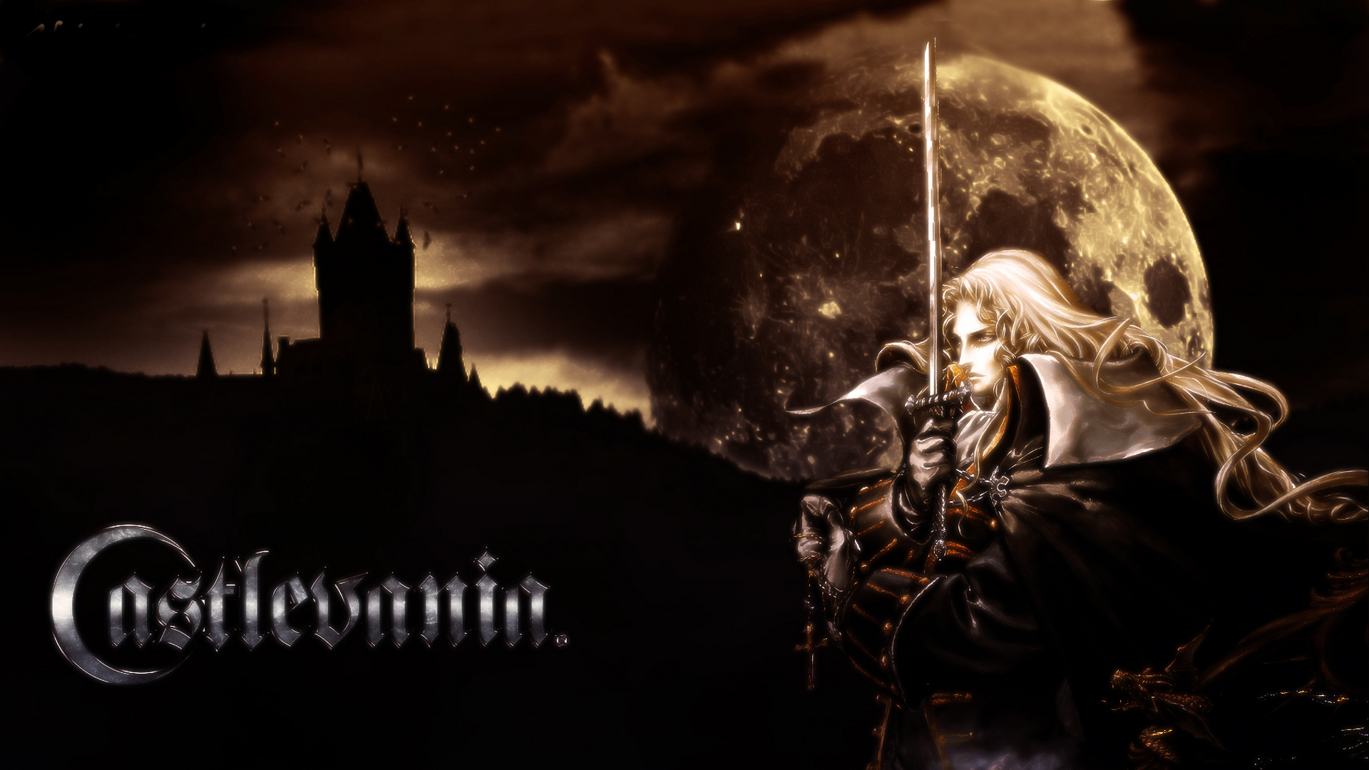 Castlevania Symphony Of The Night And Rondo Of Blood On