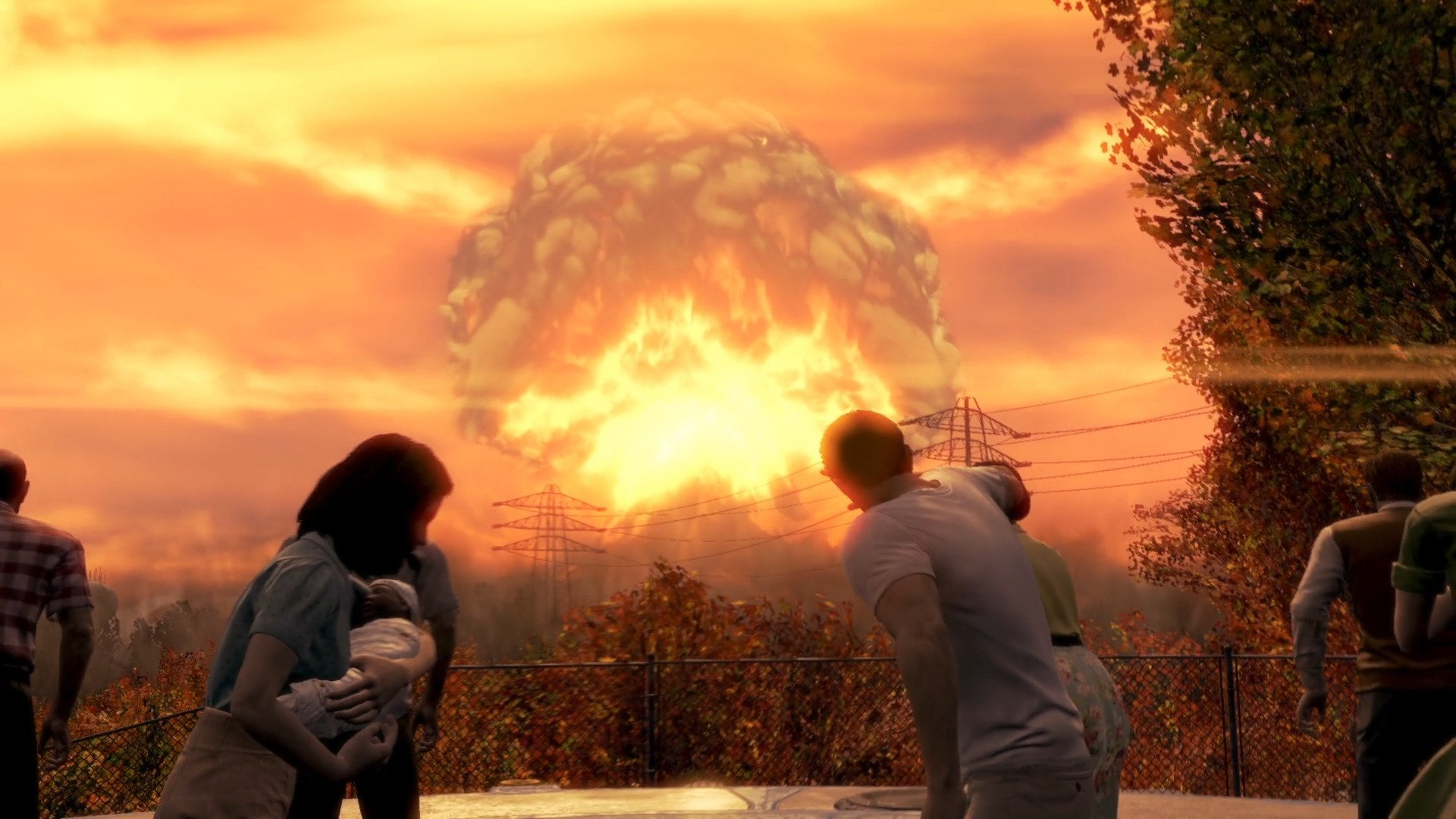 Fallout 76: players crash the server by launching atomic 3