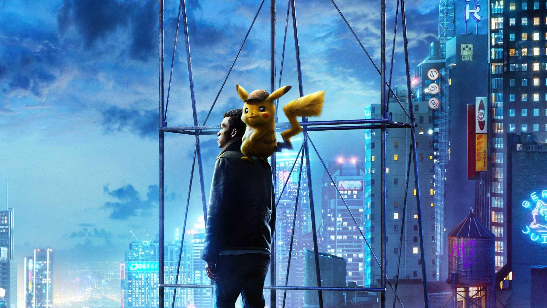 Detective Pikachu Lanzó Un Nuevo Trailer Con Muchos Pokémon