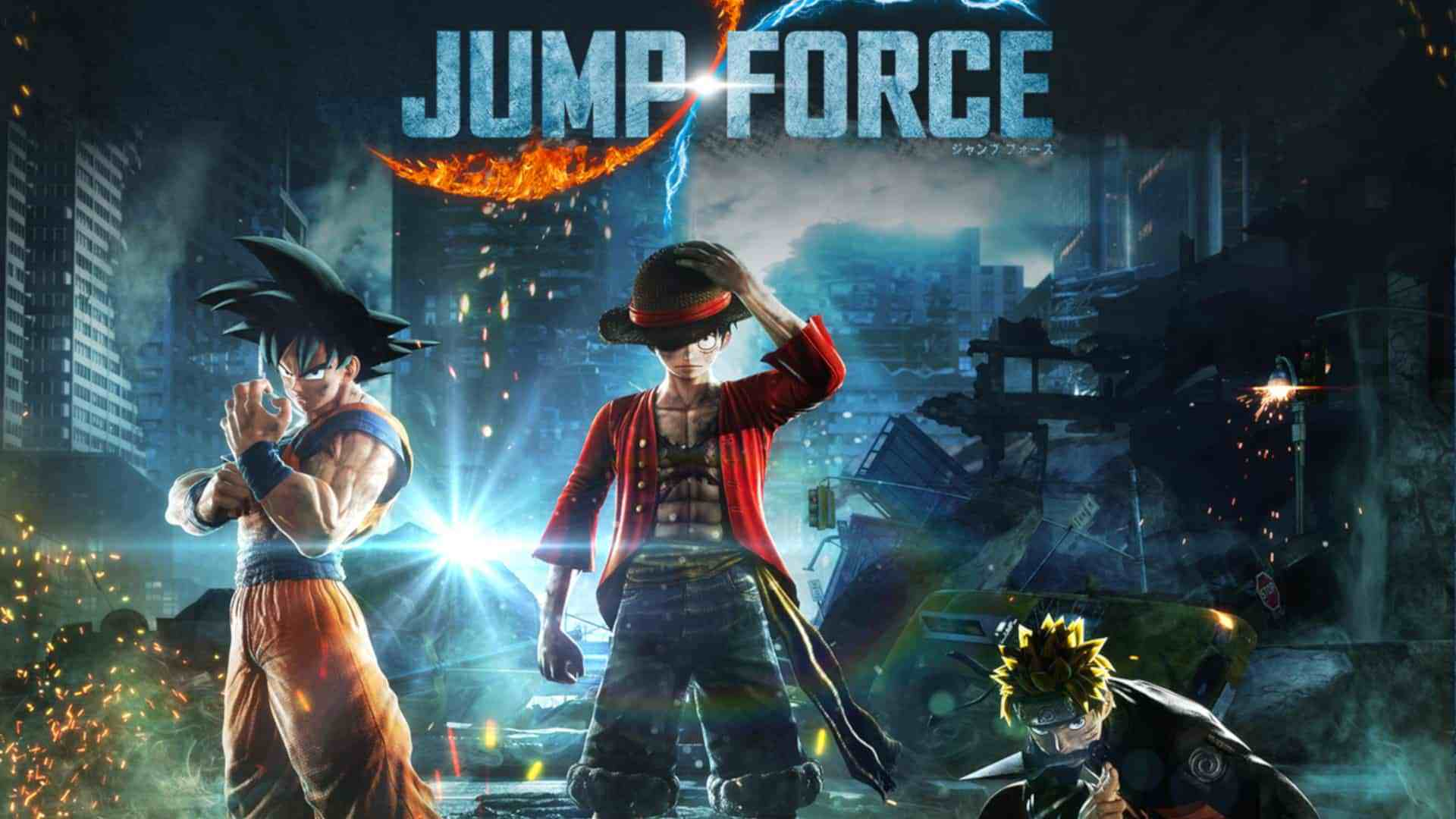Jump Force Revealed The Dlc Roadmap Let S Talk About Video Games