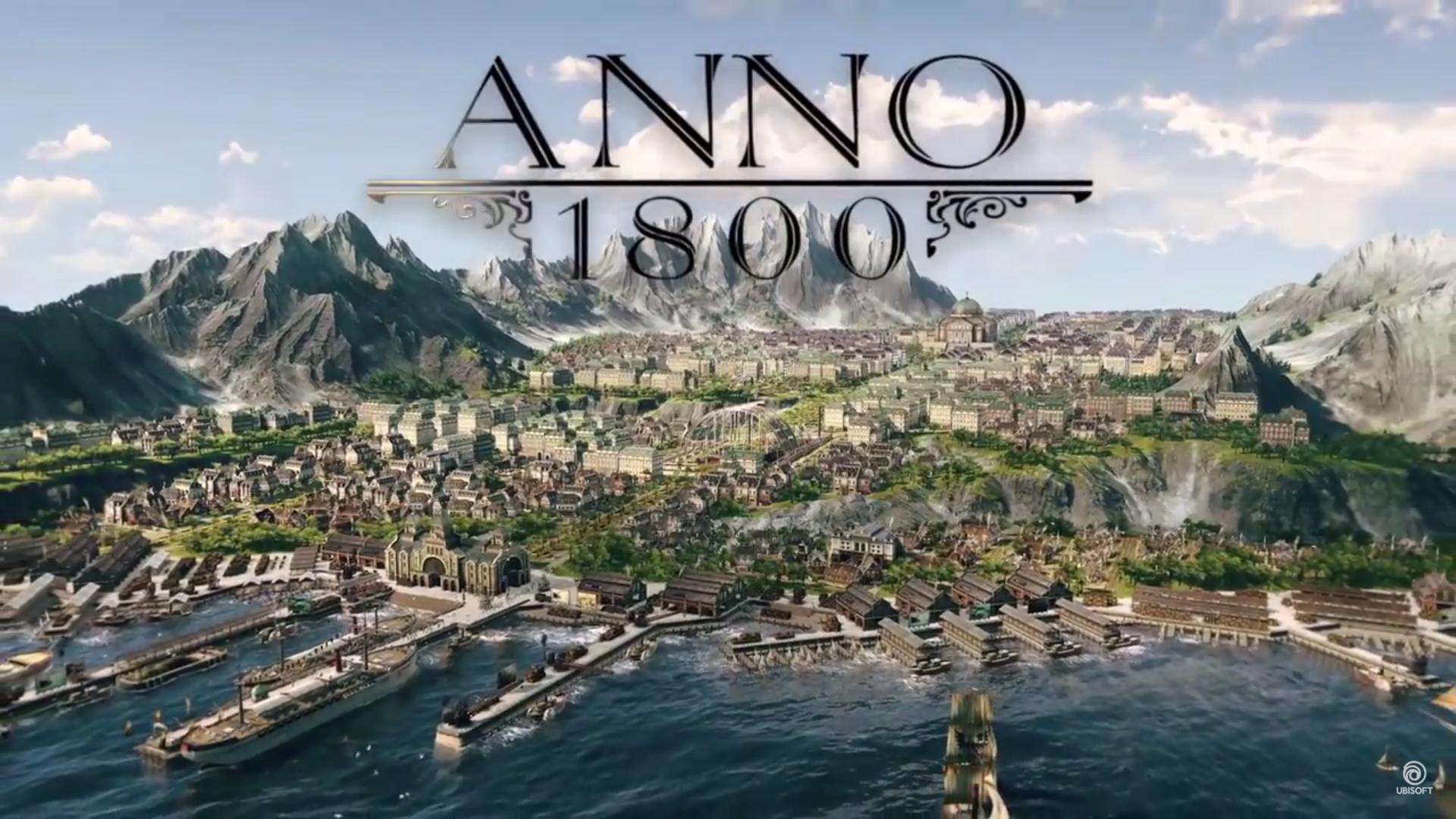 anno 1800 黂a�H9�b
