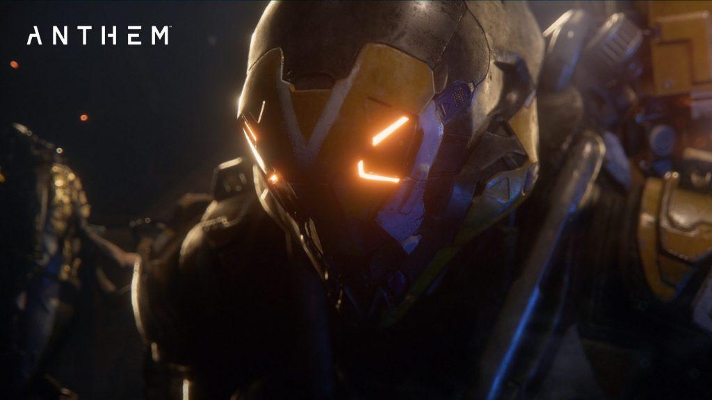 Anthem Next BioWare Сообщество Electronic Arts Социальная сеть Twitter Reddit