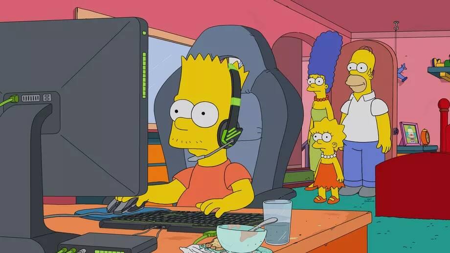 Simpson Esport