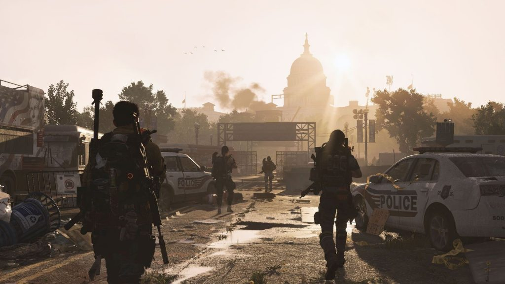 The Division 2 Epic Games Store