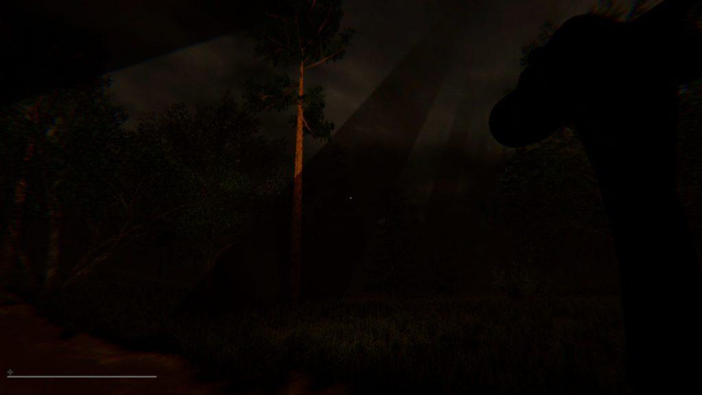 Una vez que la benza ha terminado, el mapa se termina (completo con un rayo oscuro para mostrarte, mah)