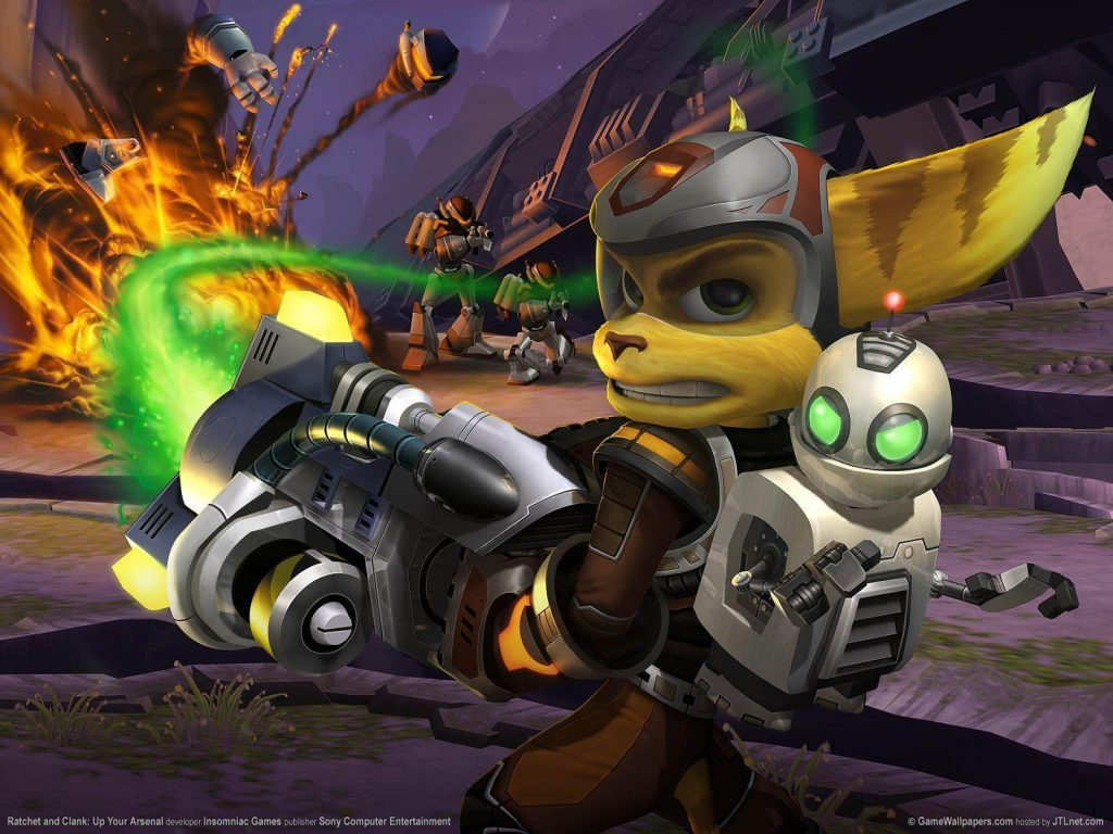 Ratchet & Clank, ¿un posible retorno?