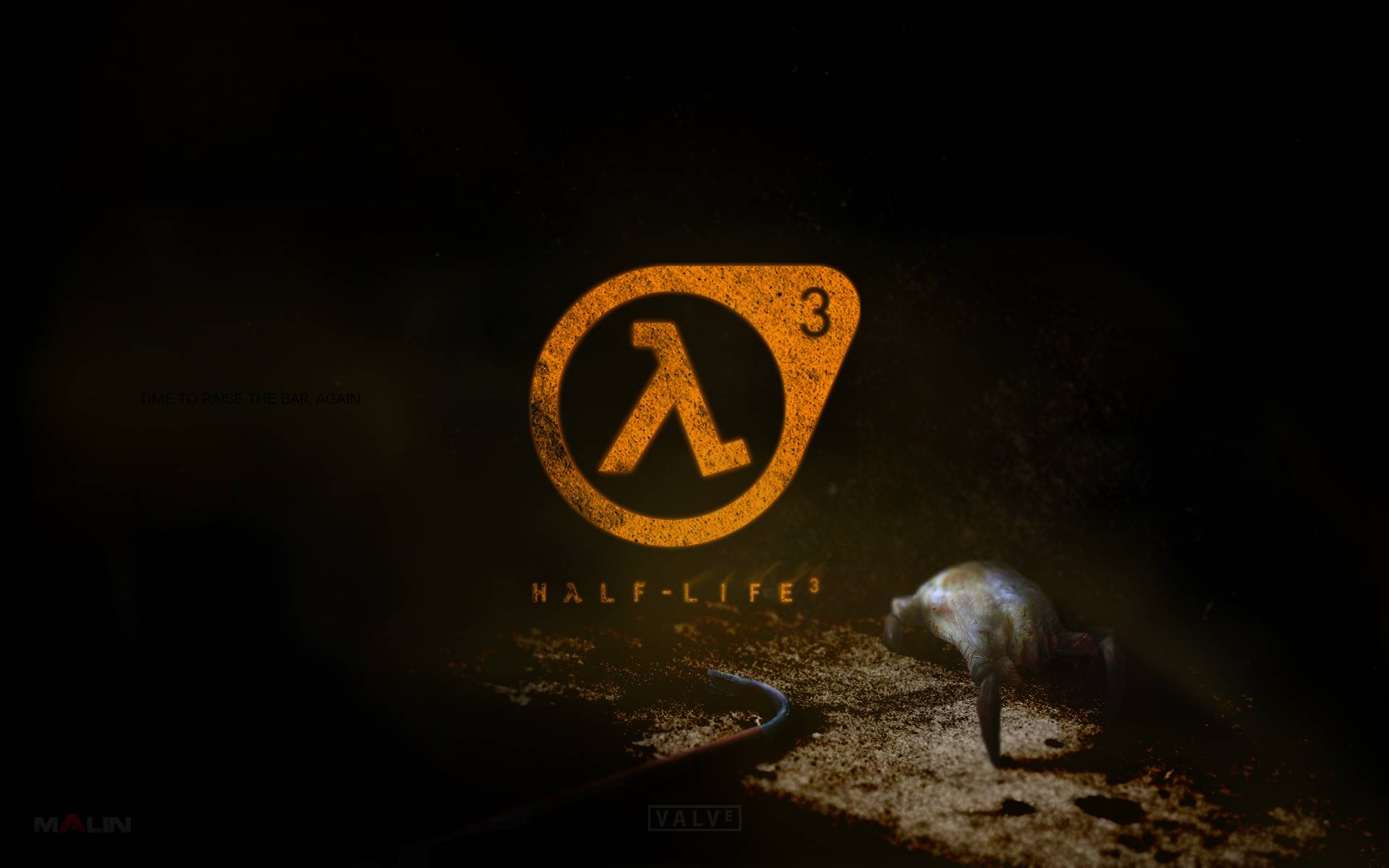 Half Life 3 - demo de uma versão feita por fãs no Unreal