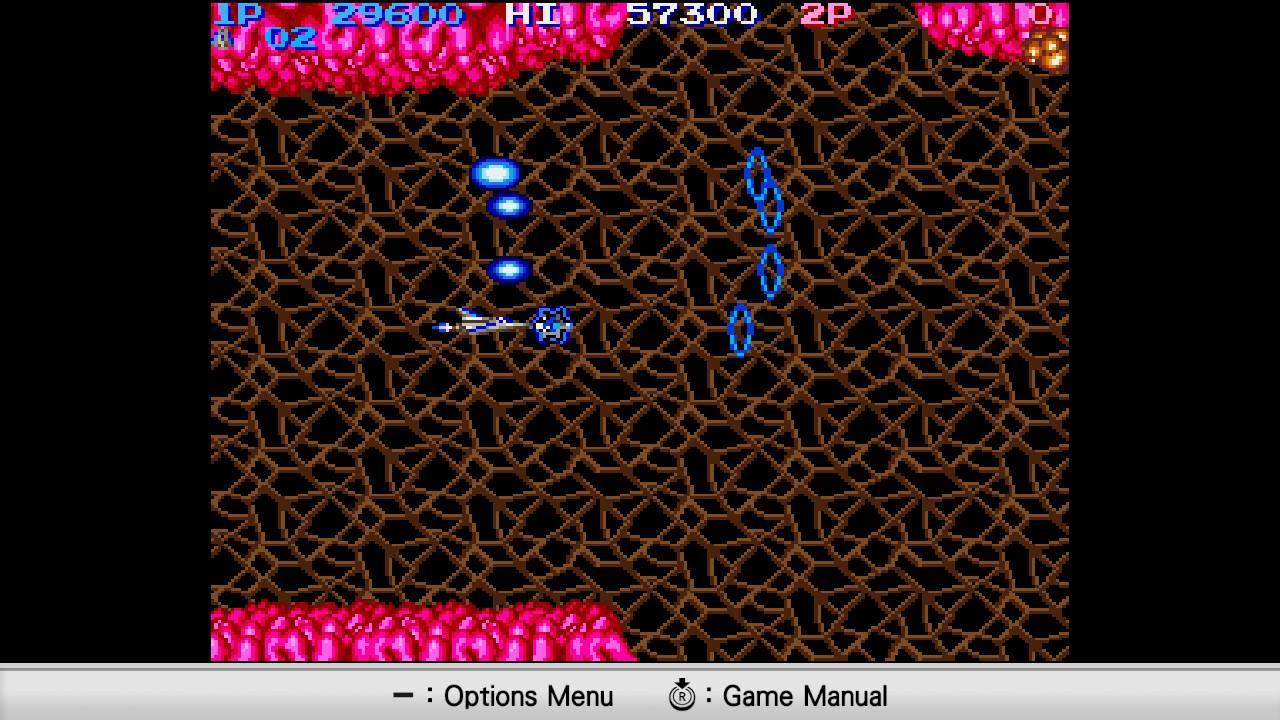 Konami Arcade Classics Jubiläums-Kollektion Salamander
