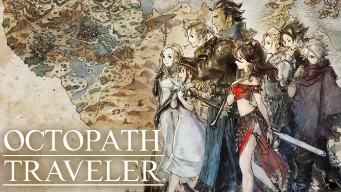 Octopath-Traveler-published-a-video-commercial-Japanese-on-title