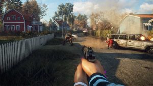 In multiplayer co-op, Generation Zero da il meglio di sé.