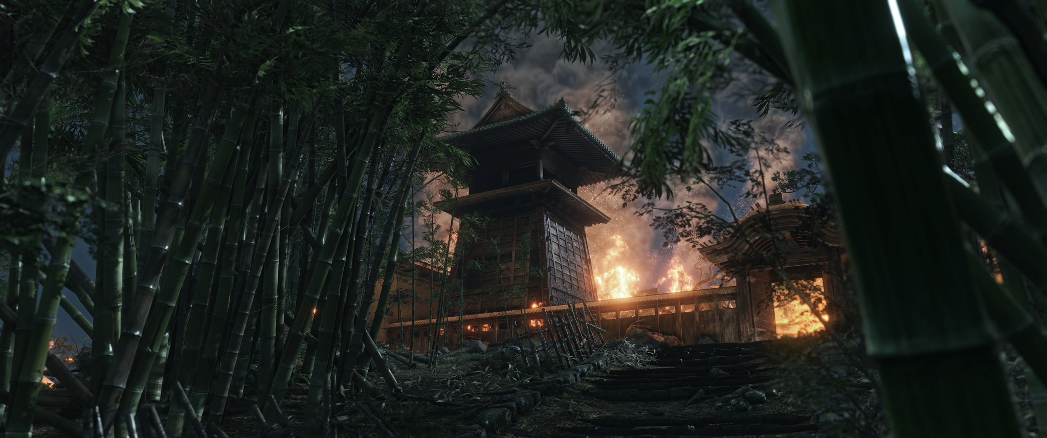 Sekiro photo mode