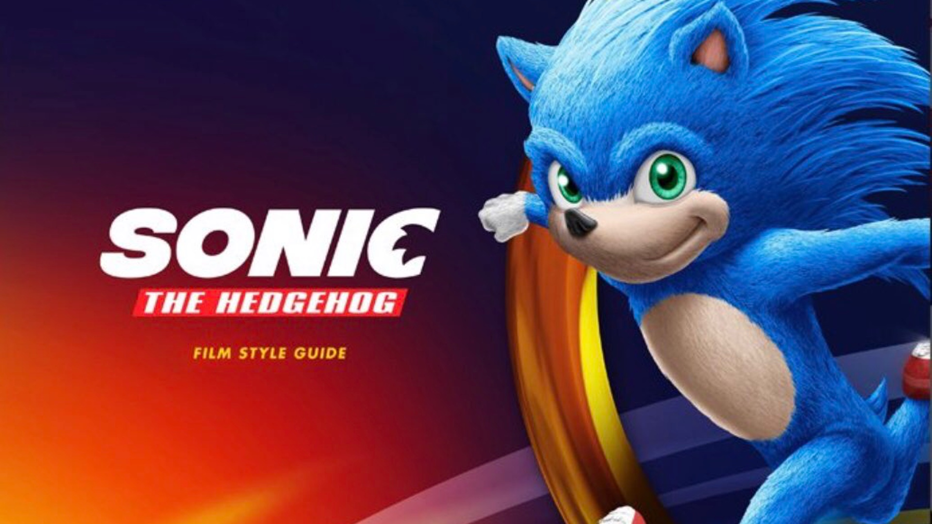 Sonic The Hedgehog We Discover The Strange Trailer Created By A Fan