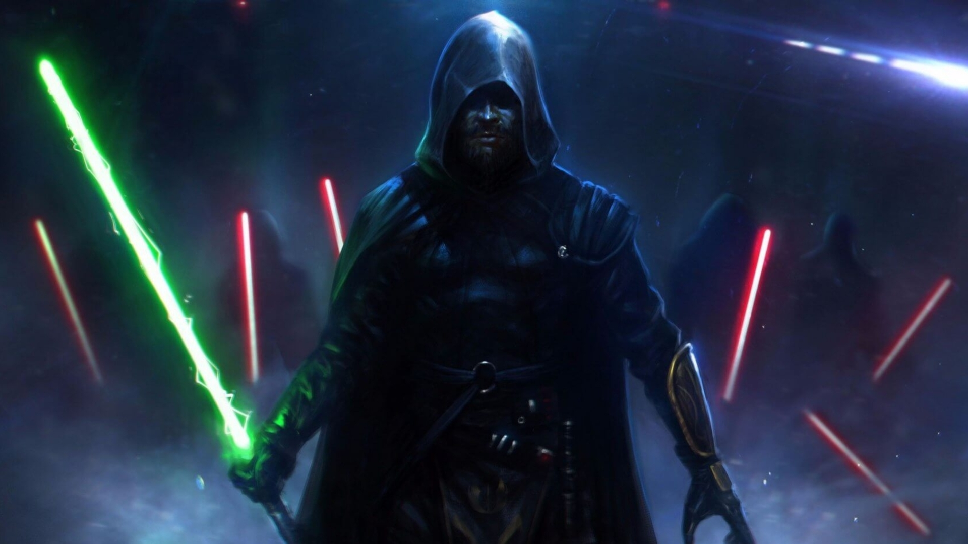 Star Wars Jedi Fallen Order Shown The Logo Of The New Respawn
