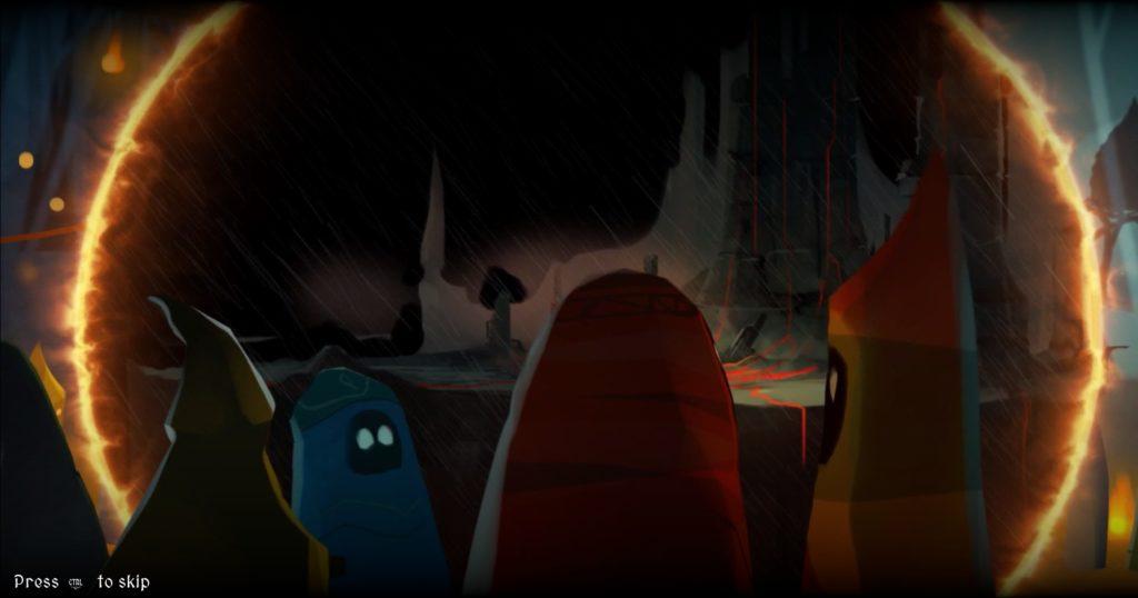 Unbound: Worlds Apart - проект кикстартер (в настоящее время на 50% от общего объема средств, чтобы увидеть полный продукт), ребята из Alien Pixel Studios