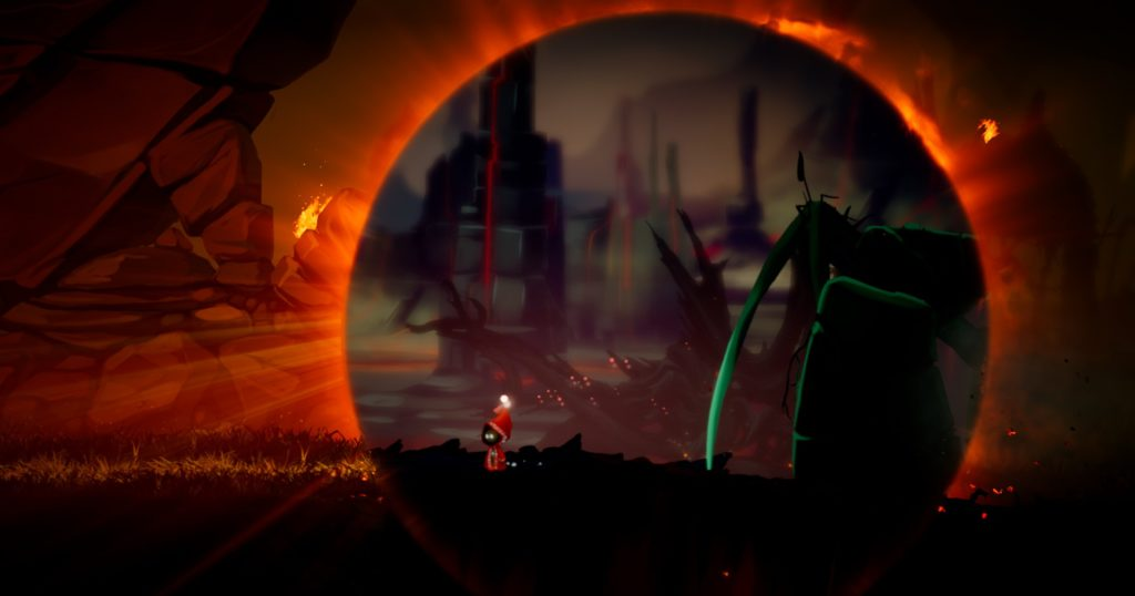 Unbound: Worlds Apart and its magical portals