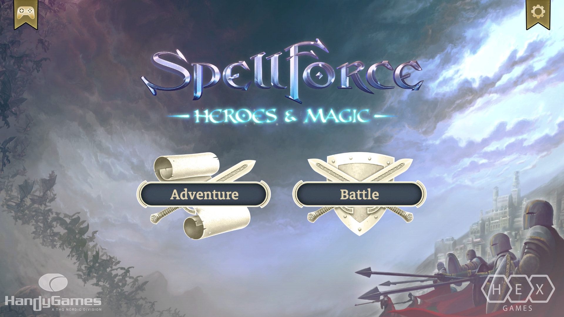 pdvg spellforce start