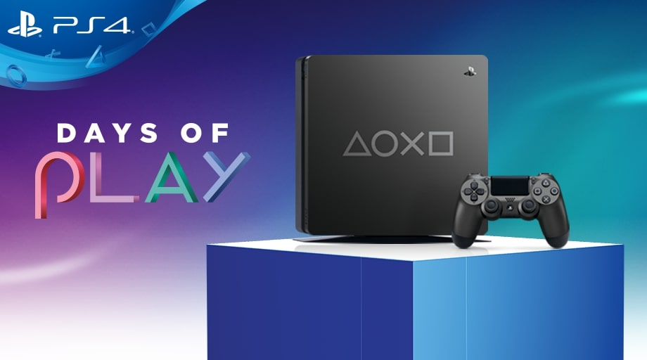 Days of Play 2019 - we discover the discounts on the games