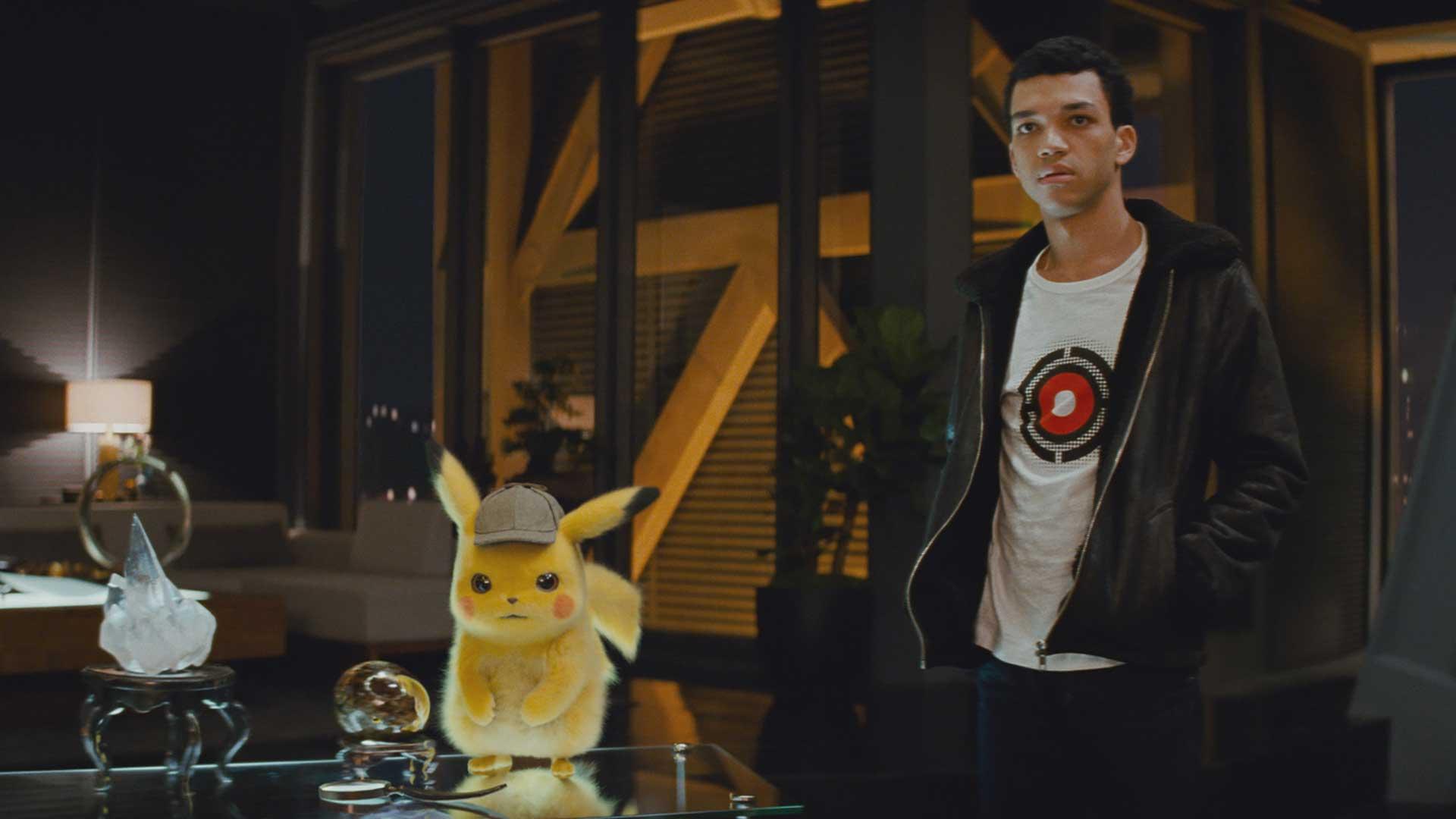 Detective Pikachu Überprüfung 1