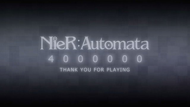 Nier Automata 4 million