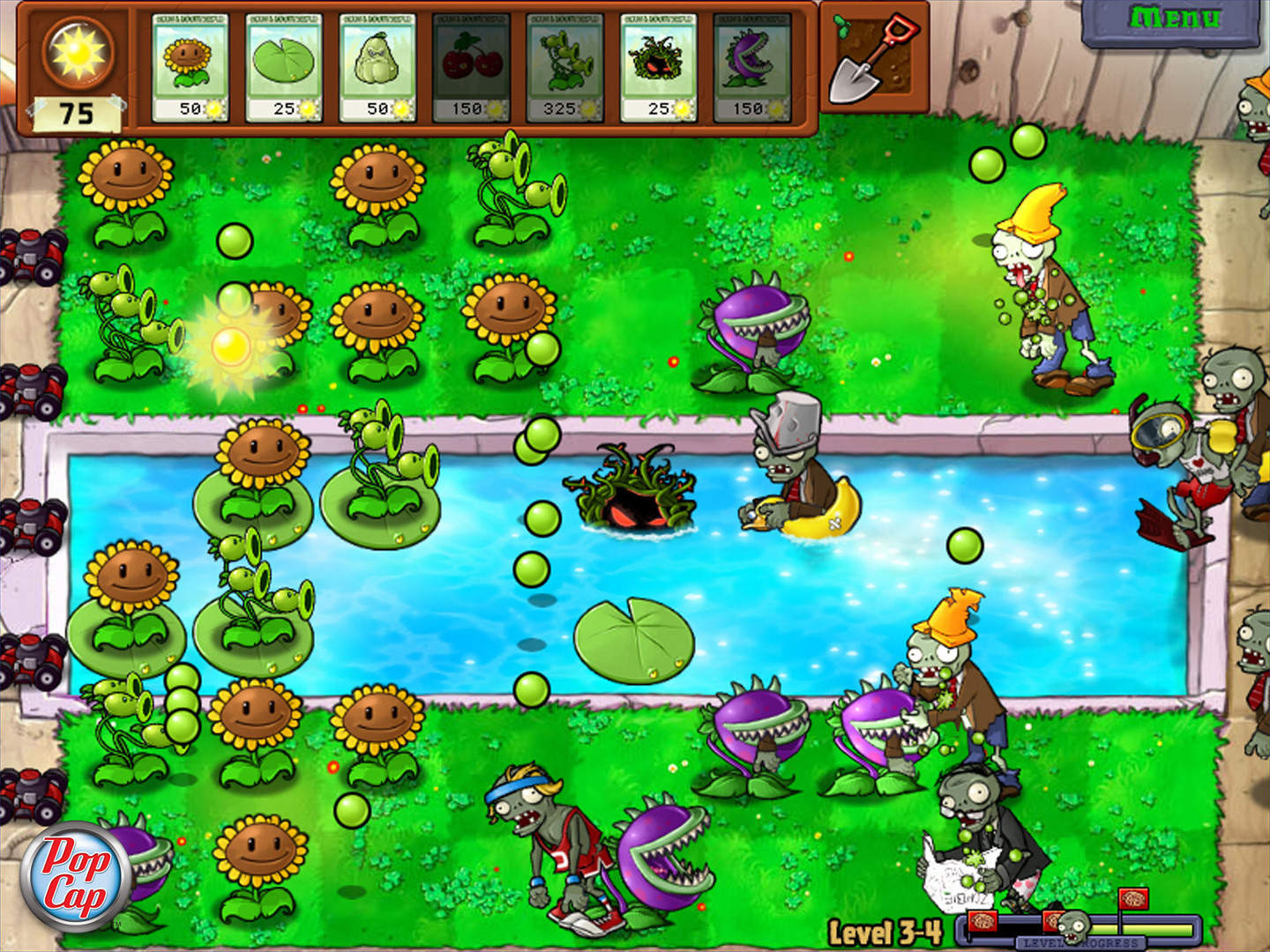 Plant vs. Zombies PDVG