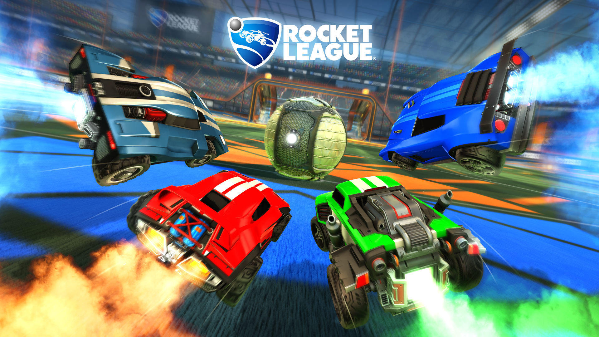 Rocket League Psyonix Steam Epic Games Store Free-to-Play