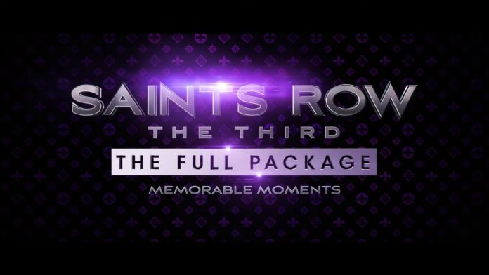 Saints Row: The Third Free Falling