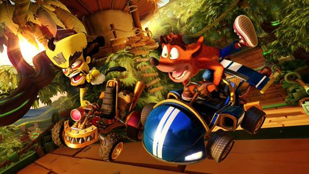 Crash Nitro Fueled