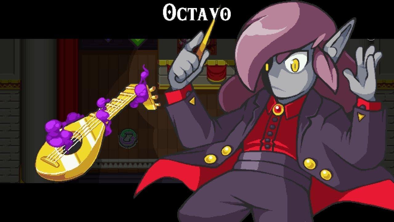 Hyrule Octavo का ताल
