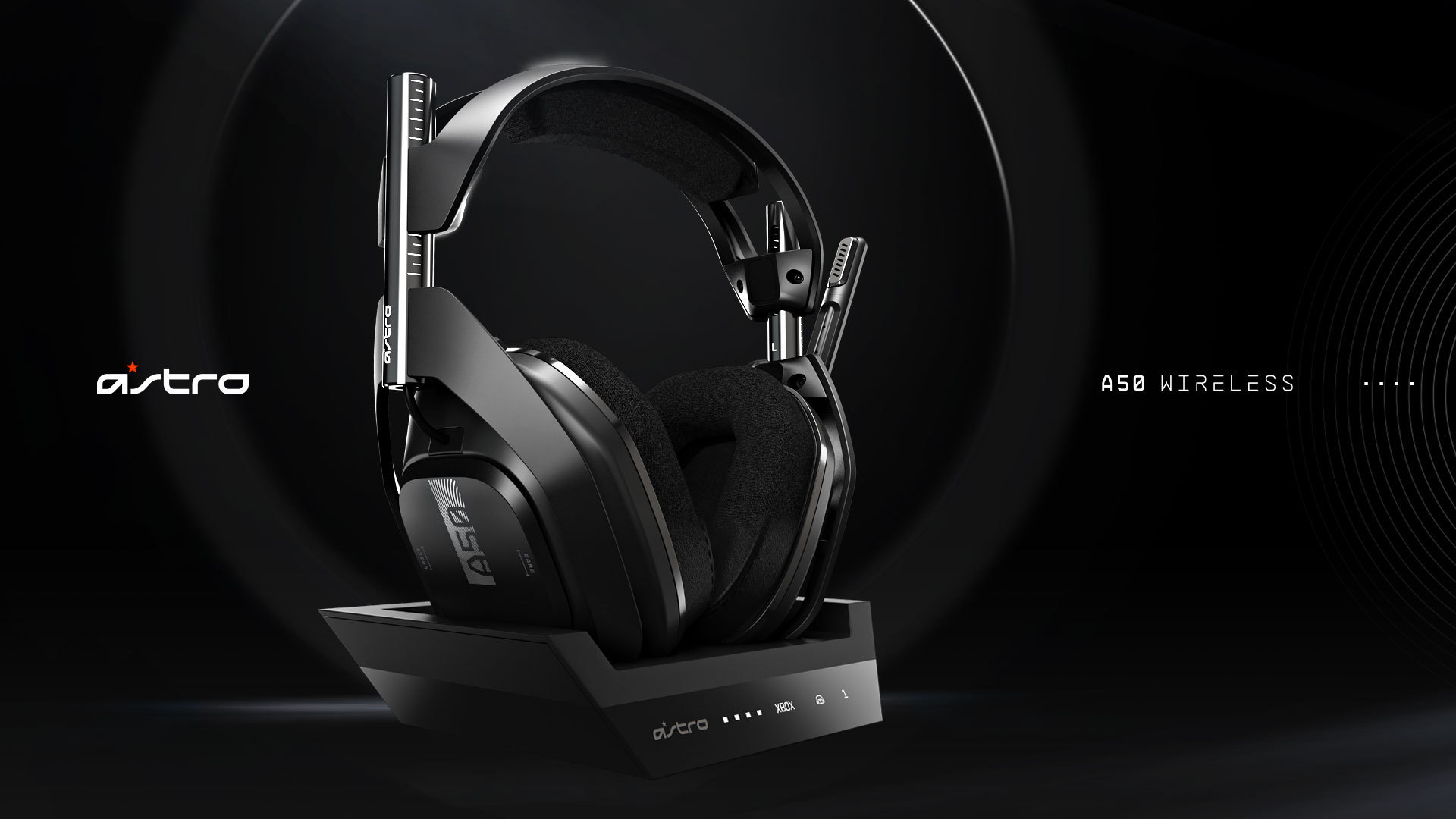 Manuale ASTRO Gaming A50 Wireless (2 pagine)