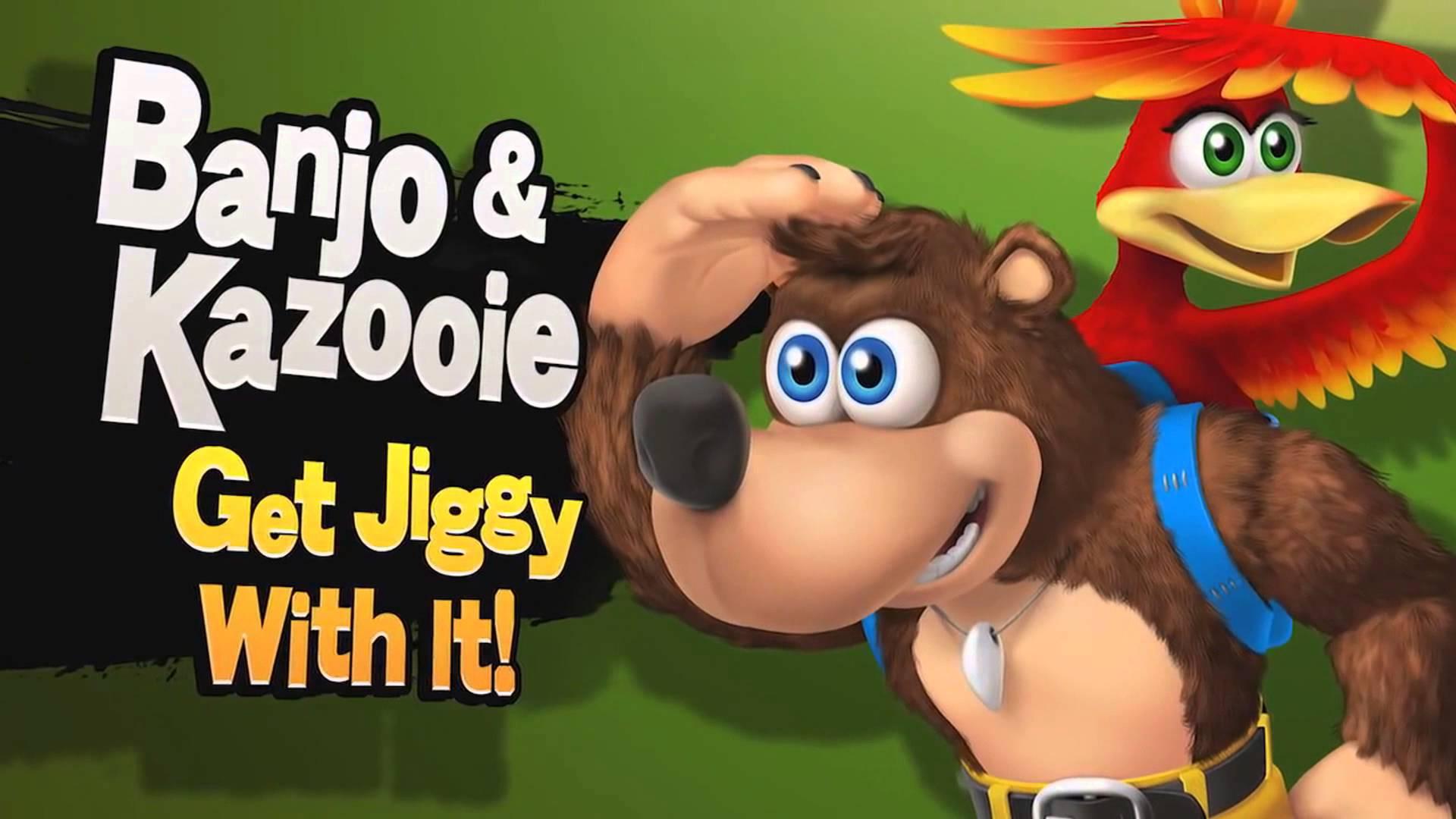 E3 Nintendo] Banjo-Kazooie enter the Super Smash Bros  Ultimate roster