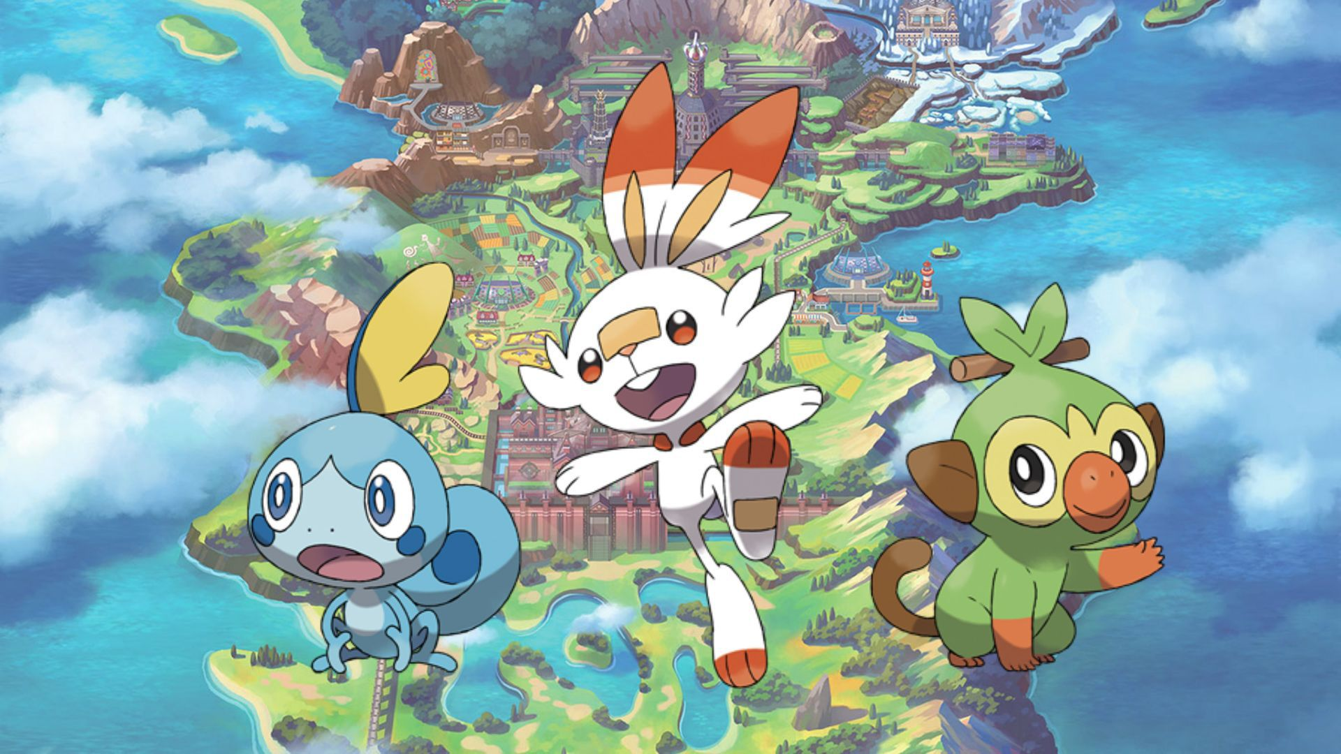 The most popular Pokémon ever according to a Reddit survey