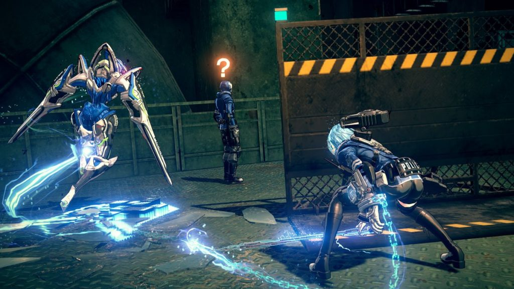 astral chain preview 2