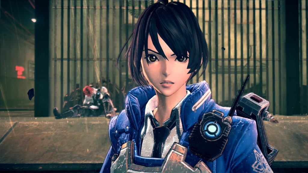 Astral Chain Preview-Protagonist