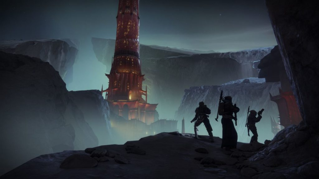 Destiny 2 Shadowkeep Interview