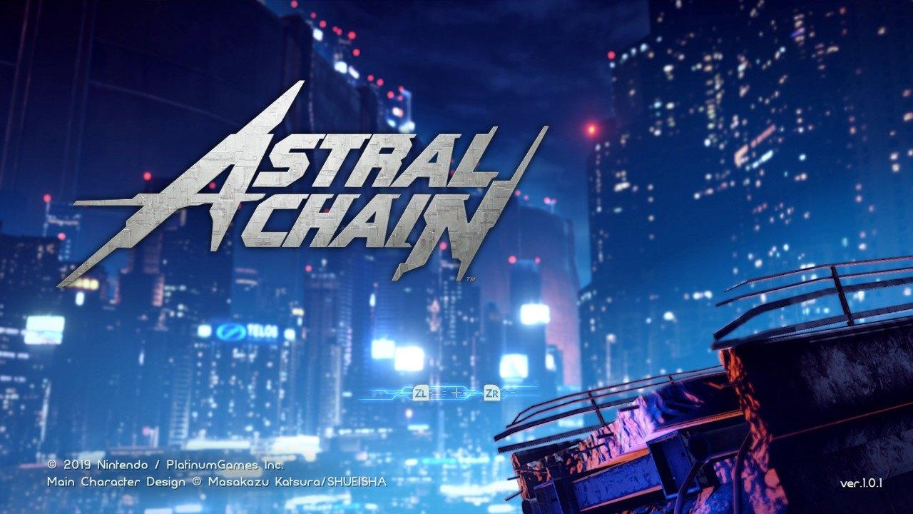 astral chain recensione