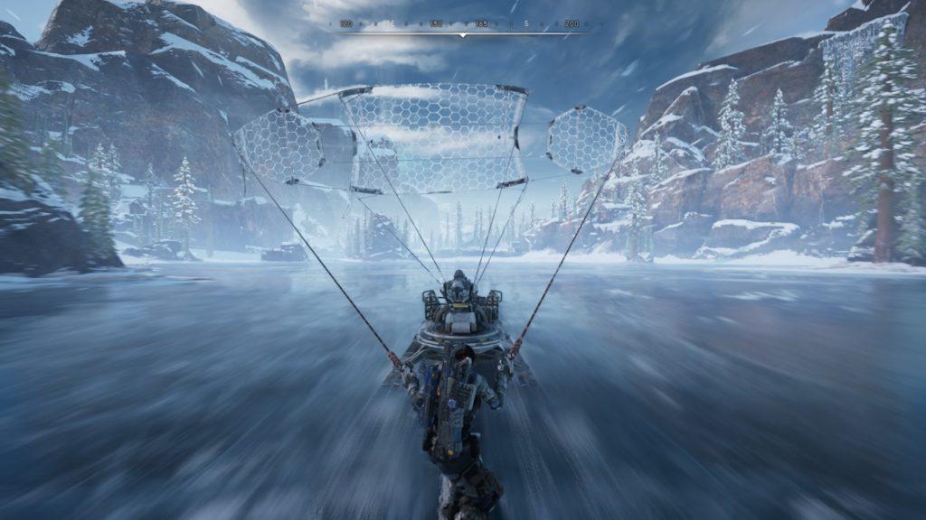 Gears 5-雪