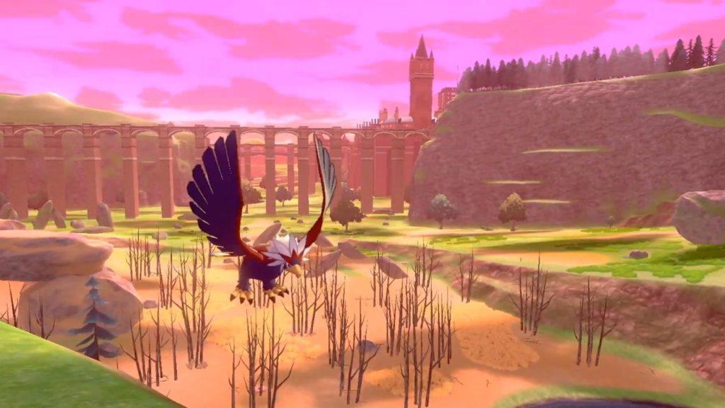 Pokémon Épée et Bouclier - Terres sauvages