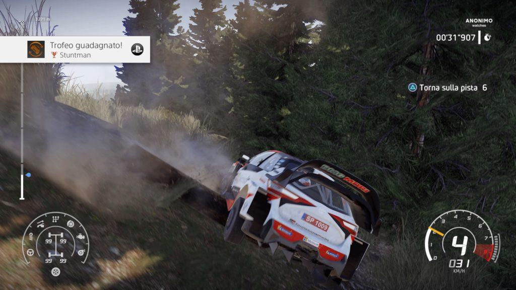 WRC 8 beoordeling