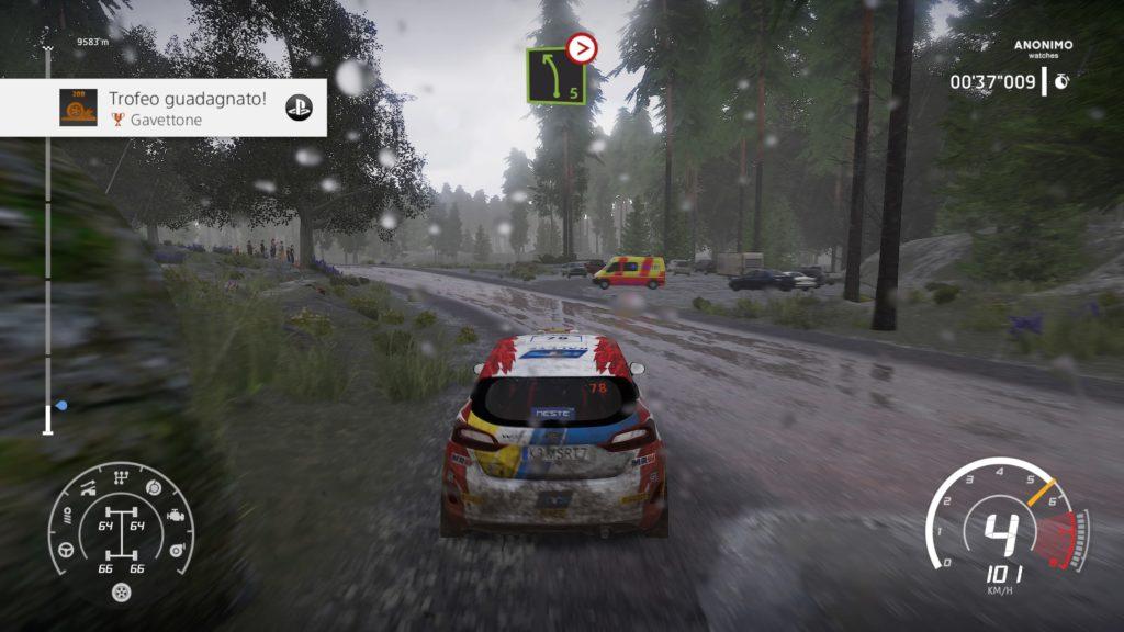 WRC 8 обзор