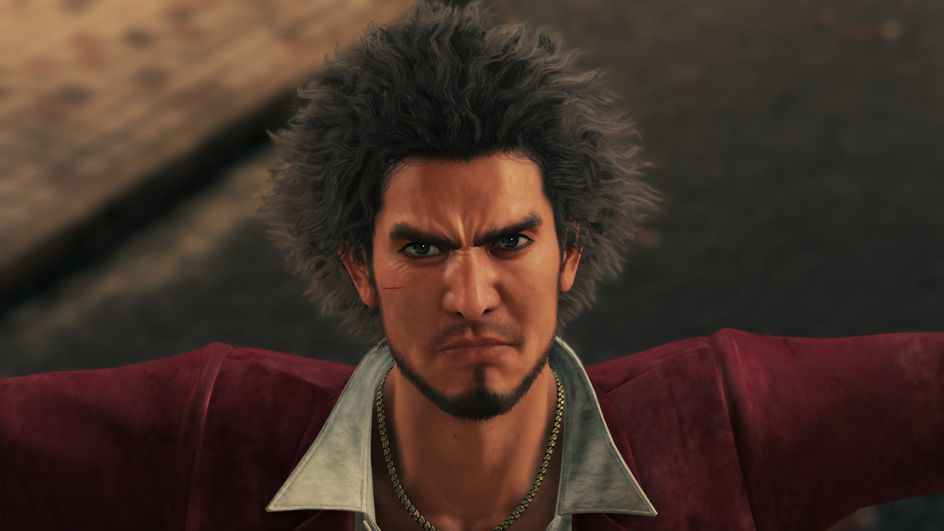 Yakuza Like A Dragon First Trailer From The Tokyo Game Show Let S Talk About Video Games