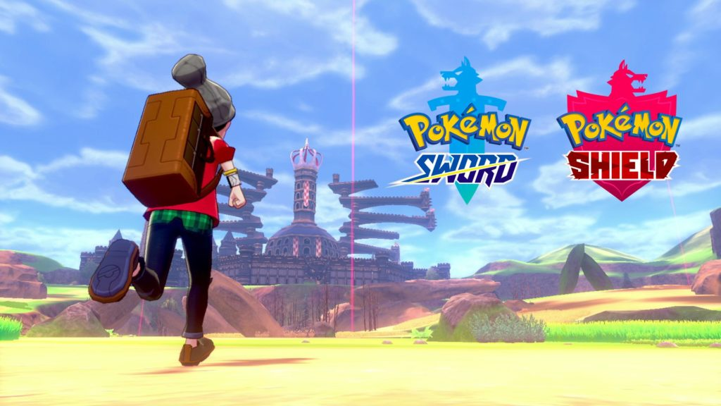 神奇宝贝剑与盾-Nintendo Switch