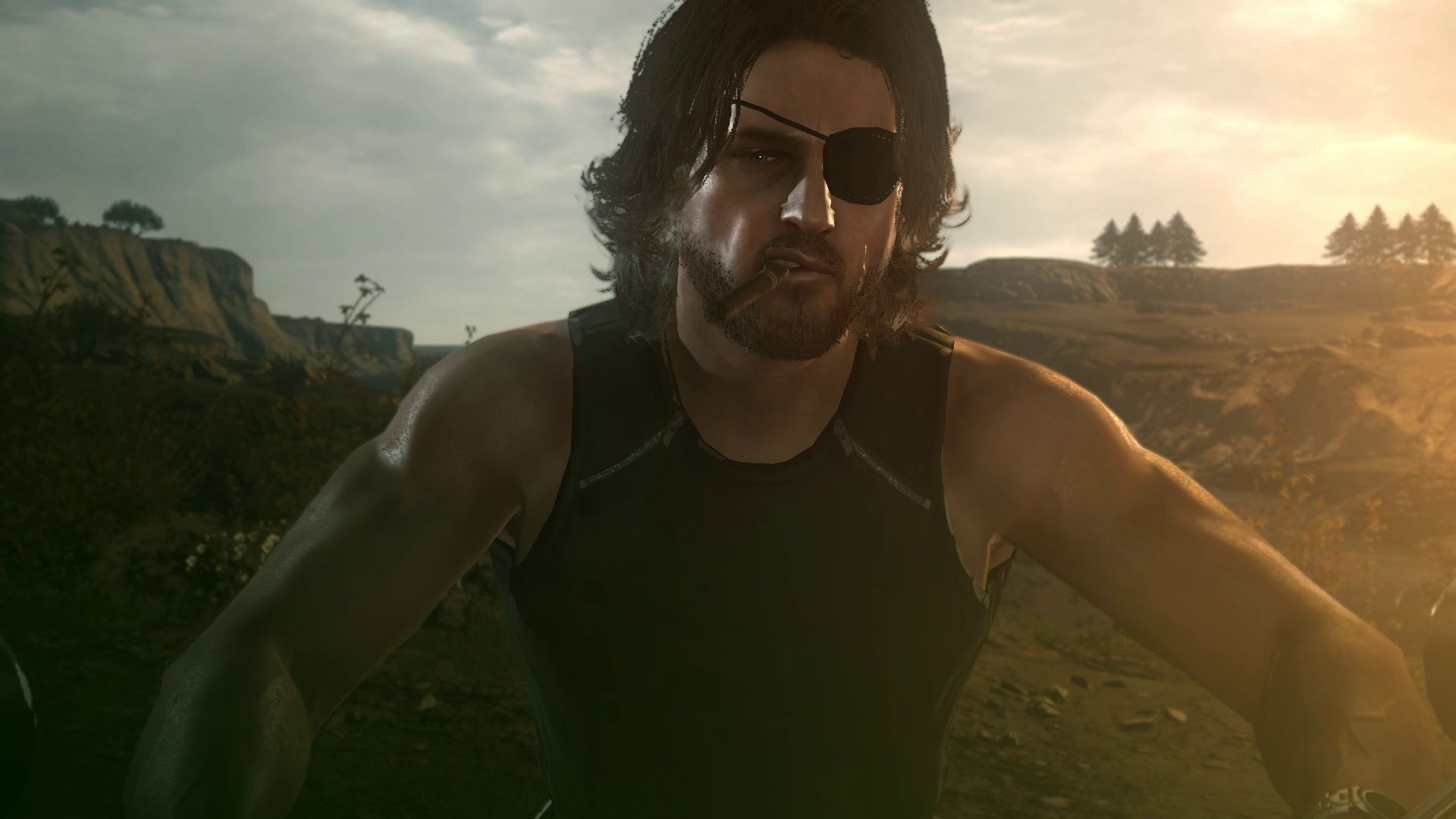 This Metal Gear Solid 5: The Phantom Pain mod lets you