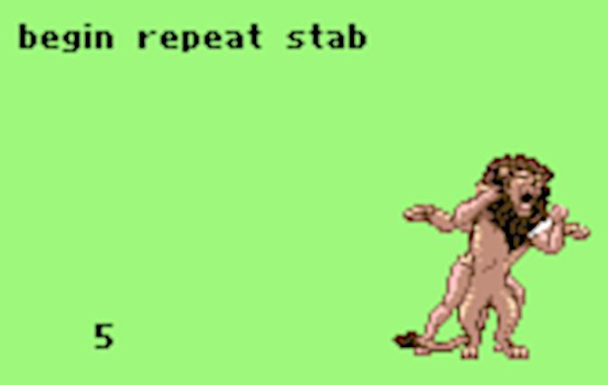 Tarzan - Nes
